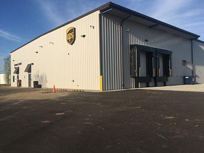 UPS- Jamestown- Yankton