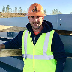 Wade Taylor<br>Construction Manager